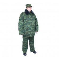 ORIGINAL RUSSISCHE ARMEE WINTERANZUG FLORA