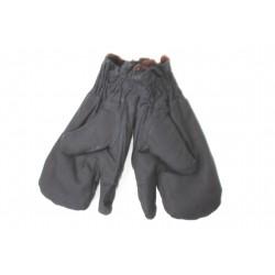 Original Rote Armee soldaten Handschuhe Pelz