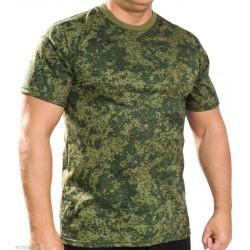 Камуфлированная футболка Цифра