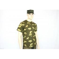 Камуфлированная футболка Берёзка
