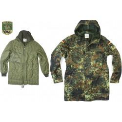 Оригинальная полевая куртка с утеплителем. Новая. Немецкая армия.
