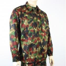 Оригинальная полевая куртка. Армия Швейцарии.