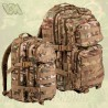 US ASSAULT RUCKSACK 50L 30L MULTICAM