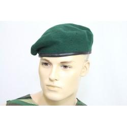 Оригинальный берет немецкой армии BW. Цвет зеленый.