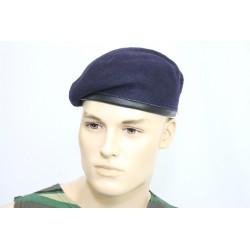 Оригинальный берет немецкой армии BW. Цвет тёмно-синий.