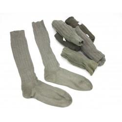 Оригинальные носки для берц армии Германии BW. Олив.