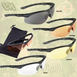 Оригинальные защитные очки немецкой армии BW
