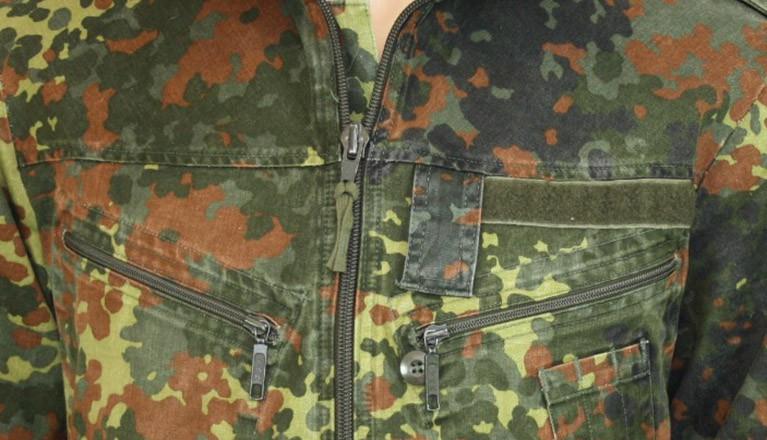 Оригинальные комбинизоны немецкой армии
